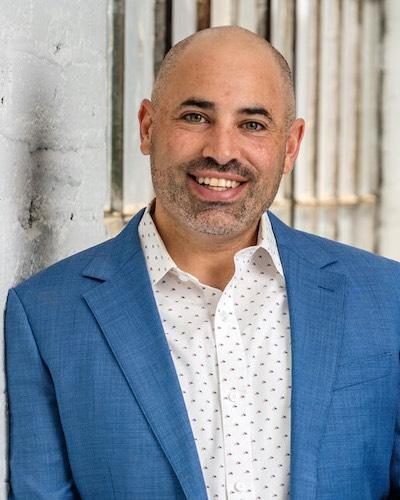 Aaron Price The Cove speaker