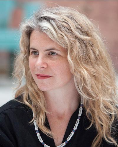 Karen Ingram The Cove event Jersey City - speaker