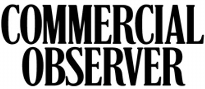 commercial observer logo - The Cove JC Event